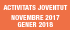 Activitats joventut
