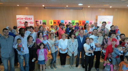 Benvinguda als infants nascuts l'any 2013