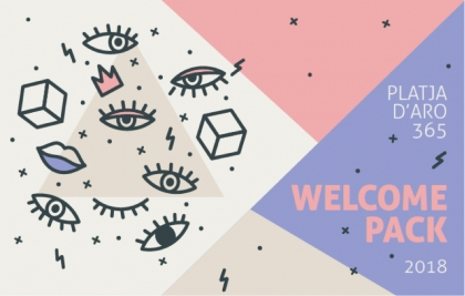 Edició del primer Welcome Pack