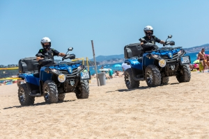 Nous quads de la Policia Local