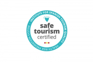 "Segell ICTE ""Safe Tourism Certified"""
